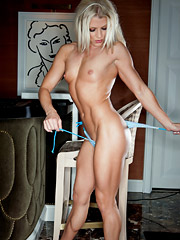 Nudes of Pole Dancer Fawnia Mondey