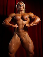 Older women and moms into muscle training and bodybuilding